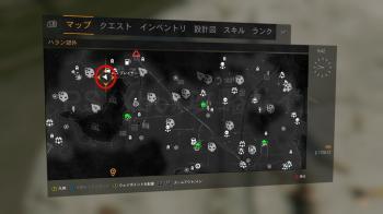 ミステリアスな箱3の地図