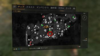 ミステリアスな箱6の地図