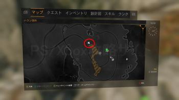 入り口地図
