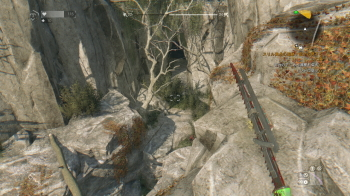 入り口の洞窟