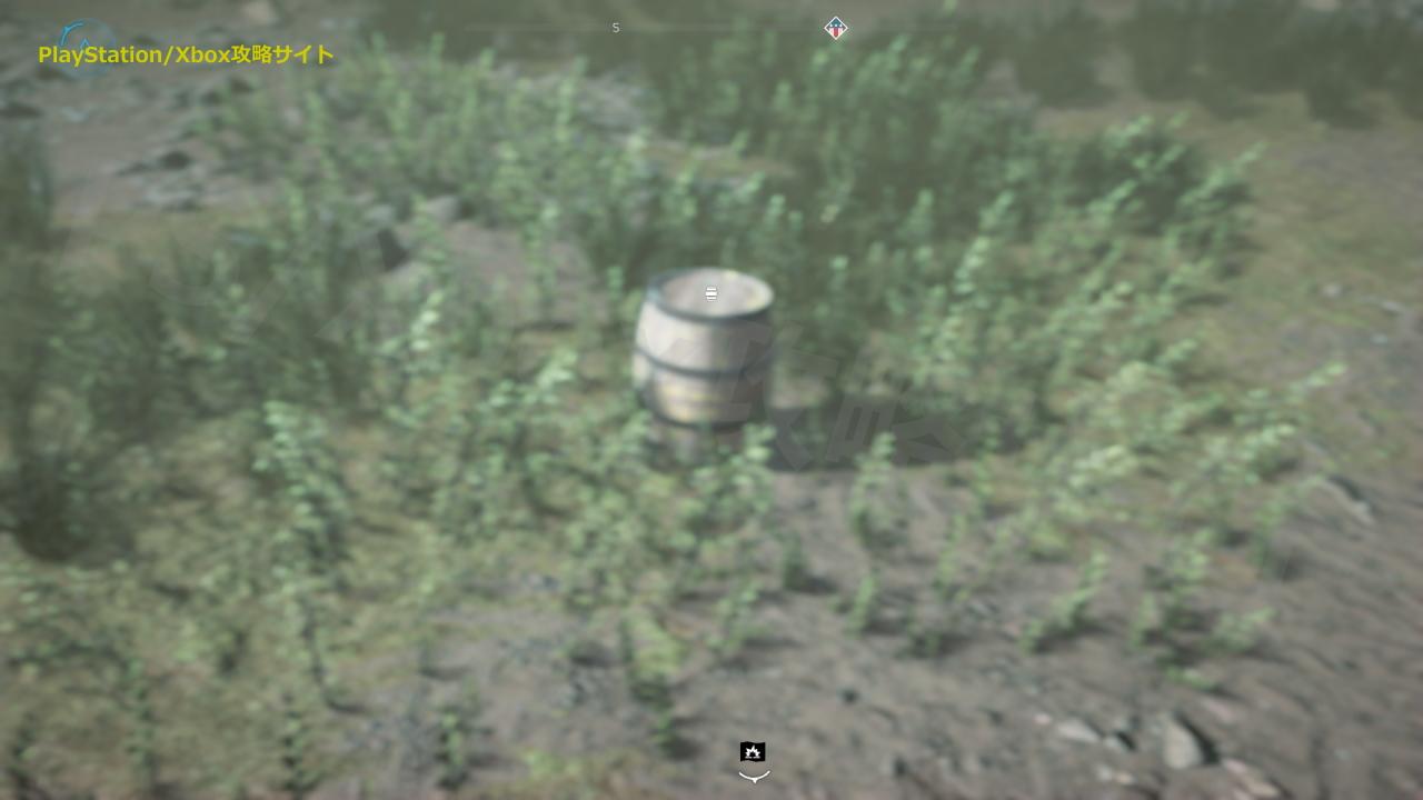 ウイスキー樽場所「樽14」ヒント