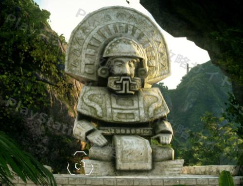ジャストコーズ4 古代の像