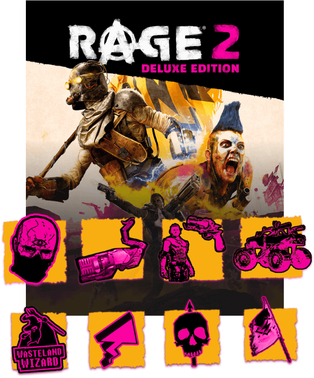 RAGE2 Deluxe Edition