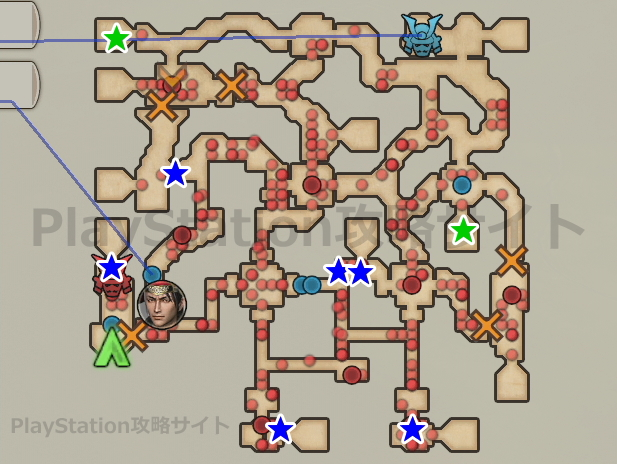 大阪冬の陣 博労淵の戦い