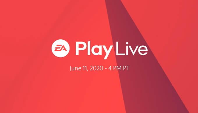 EA Play Live 2020 まとめ