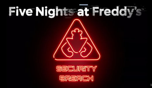 Five Nights At Freddy's: Security Breach【動画】