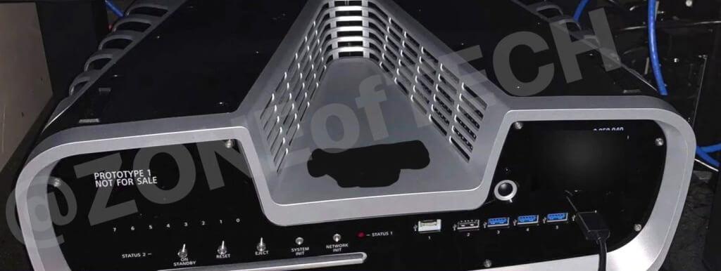 プレイステーション5 開発機