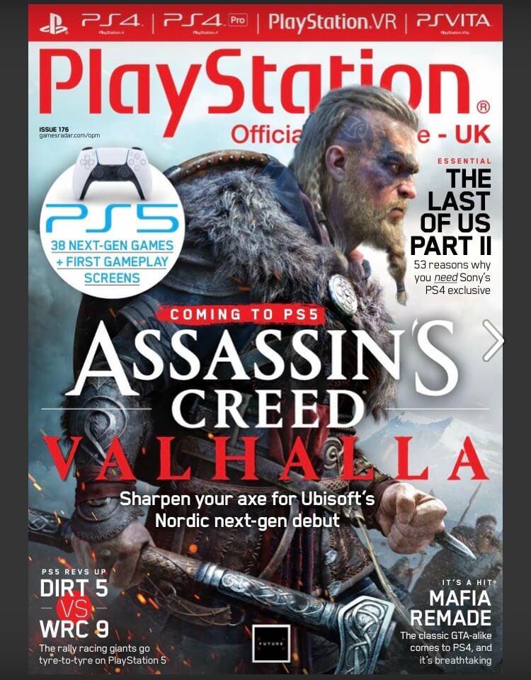 PlayStationマガジンで38タイトルが発表